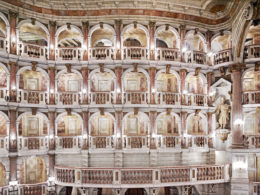 Teatro Scientifico Bibiena Mantova III