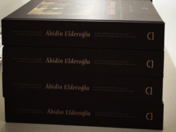 Most comprehensive book on Âbidin Elderoğlu