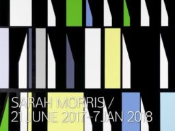 Sarah Morris new exhibition at Finland