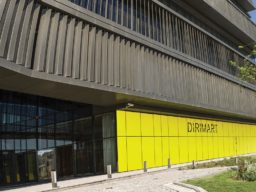 Dirimart's second art gallery: Dirimart Dolapdere