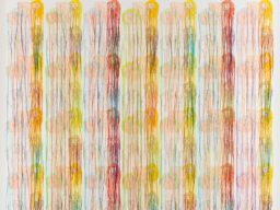 Ghada Amer at Ways of Seeing exhibition