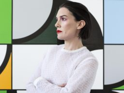 Solomon R. Guggenheim Museum organized a gala night for Agnes Martin