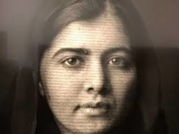 Two portraits of Malala Yousafzai by Shirin Neshat are now in the collection of National Portrait Gallery, London