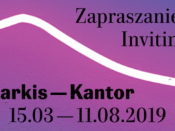 Inviting. Sarkis-Kantor opens at Cricoteka, Krakow