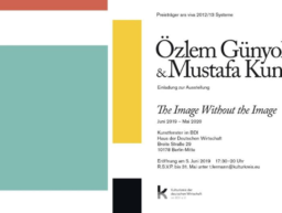 New exhibition of Özlem Günyol-Mustafa Kunt