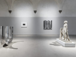 Davide Balliano's exhibition continues at Museo del Novecento