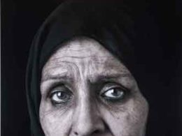 Ghada (Mourners) from the Book of Kings Series