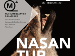 Nasan Tur at the Felix-Nussbaum-Haus
