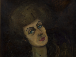 Date unknown, oil on canvas, 54,5 x 45 cm